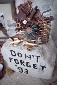 Espalhados pelo país, pequenos monumentos pedem que não se esqueça o que aconteceu