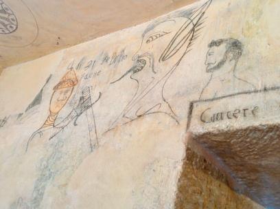 Grafites do Cárcere