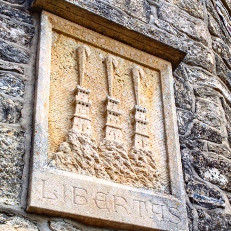 As três torres e San Marino