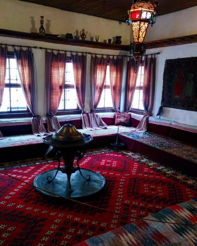 Svrzo house, casa preservada em estilo otomano