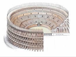 O Coliseu como era