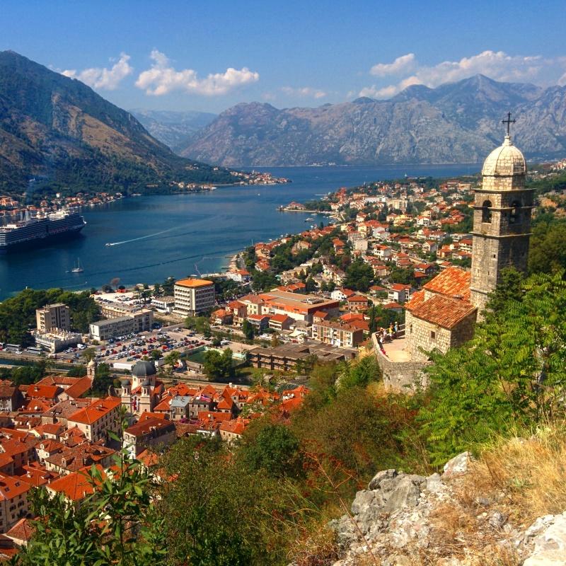 Kotor viagem lonely planet Montenegro
