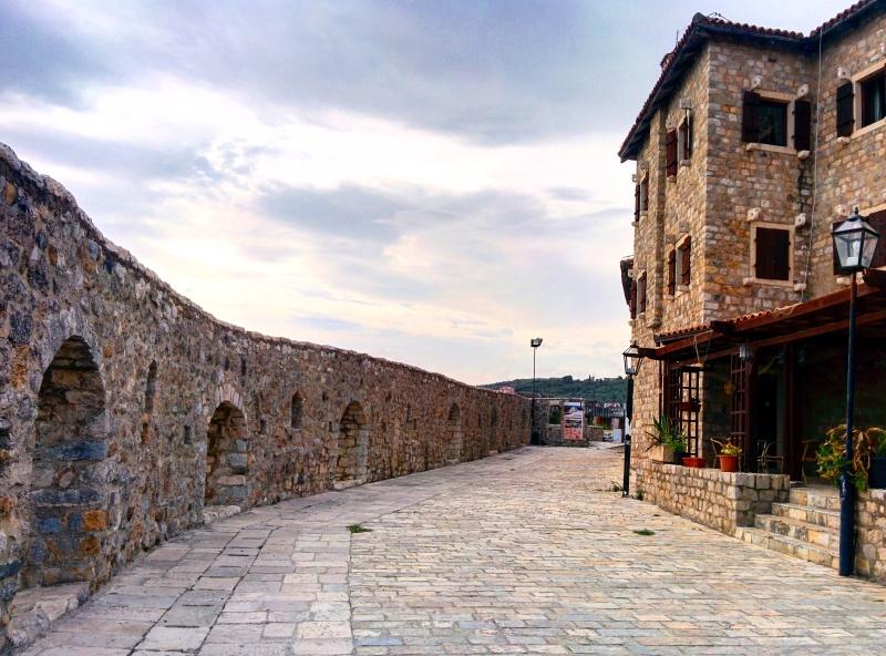 ulcinj cidade albanesa montenegro