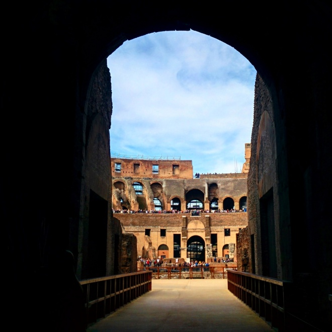 arena coliseu visita tour gladiador