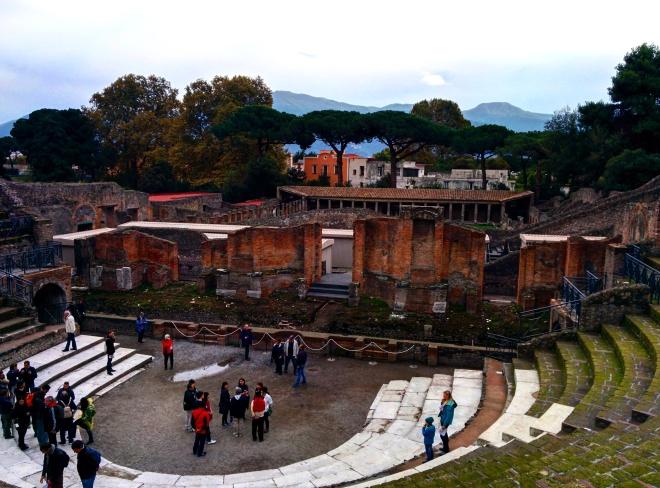 pompeia italia day-trip napoles