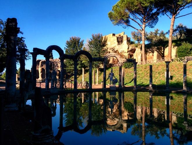 villa adriana day trip roma bate volta tivoli