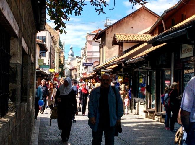 Sarajevo encontro de culturas