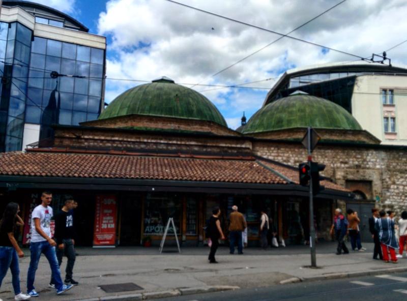 Sarajevo moderno a tradicional