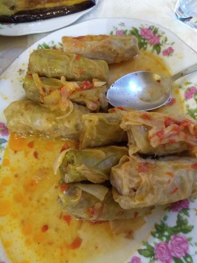 pratos típicos provar turquia dolma