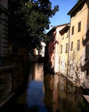 Canal Mantua