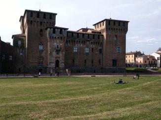 Castelo Mantuaa