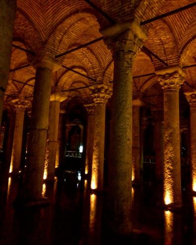 Cisterna da Basilica istambul 2
