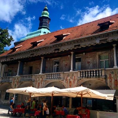 Krizanke teatro éu aberto Ljubljana Plecnik 2