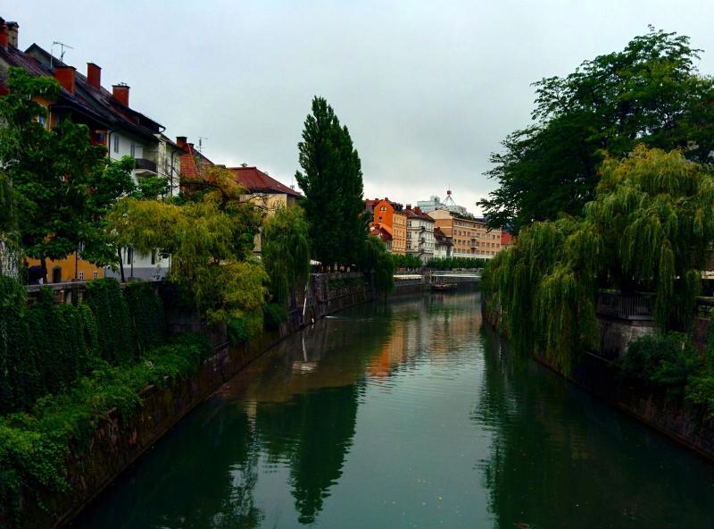 Margens rio Ljubljana 2