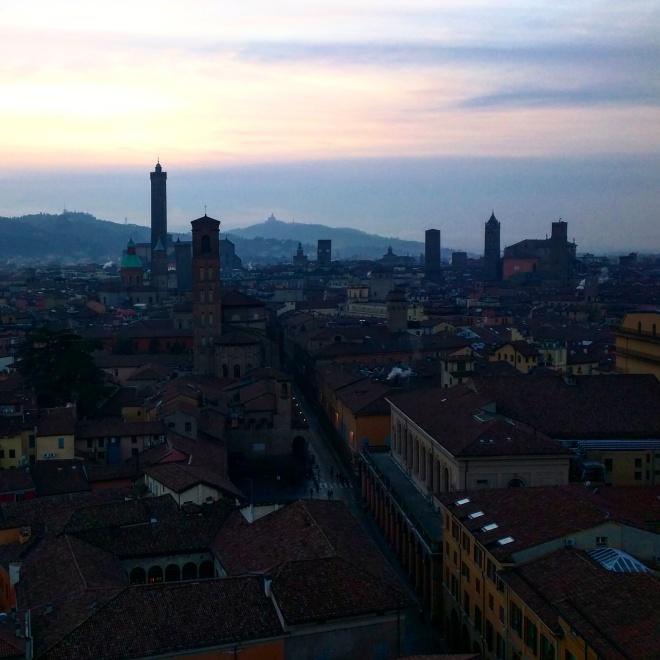 Melhor vista de Bologna