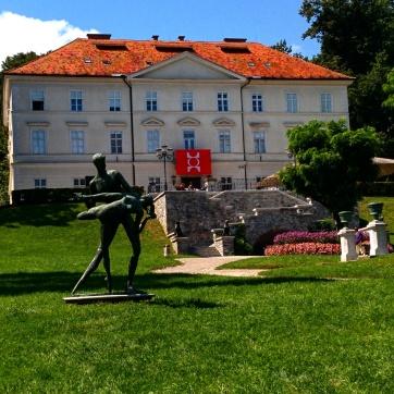 Museu de historia contemporania da eslovenia
