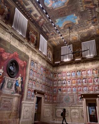 Palazzo d'Accursio Bologna Sala Urbana