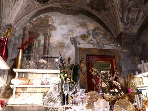 palácio albizzi florença afrescos 2