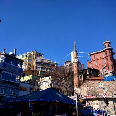 Passeio pelo Bósforo Istambul entre dois continentes 2