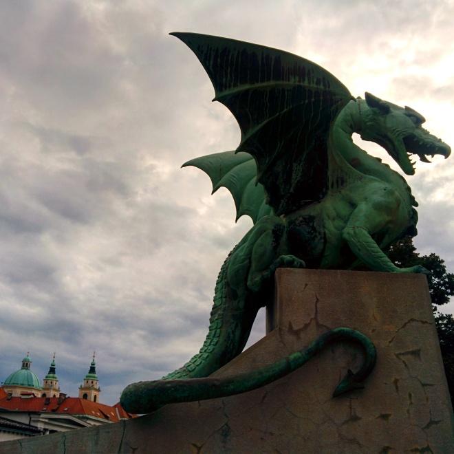 Ponte do Dragão Ljubljana