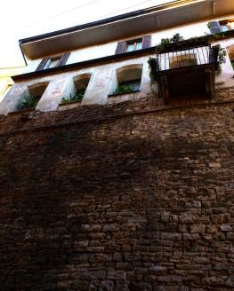 rua medieval bergamo