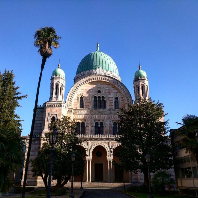 sinagoga florença