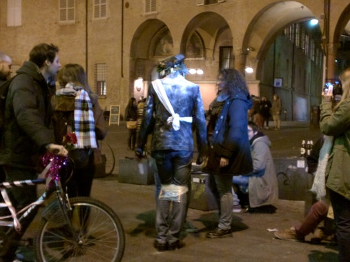Trotes universidade Bologna 2
