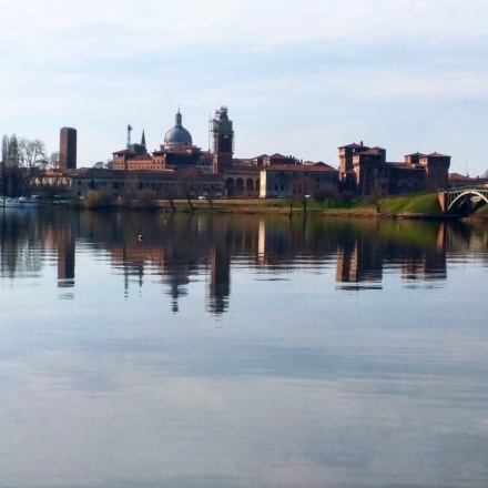 Vista de Mantua
