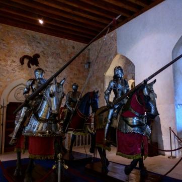Alcazar de Segóvia Castelo Bela Adormecida 4