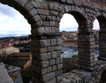 Aqueduto de Segóvia 5
