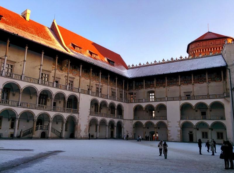 Castelo de Wawel Cracóvia