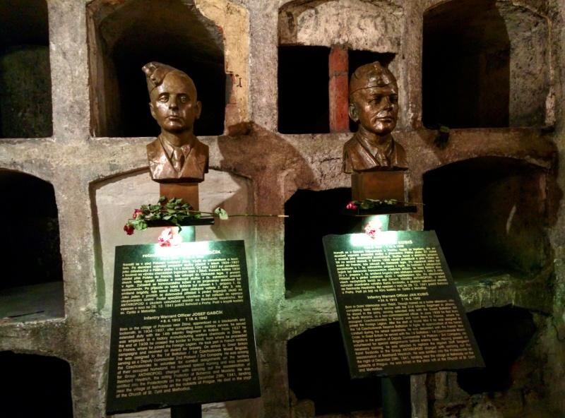 igreja de são cirilo mortos terror heydrich segunda guerra praga 5