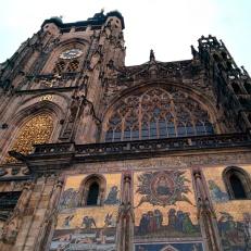 Igreja de São Vito Castelo de Praga