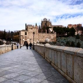 Ponte Toledo Espanha 2