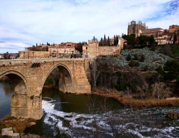 Ponte Toledo Espanha