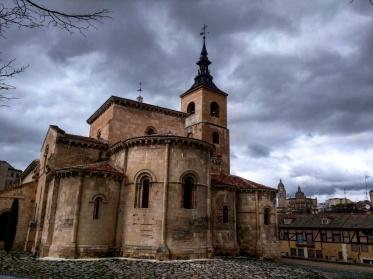 Segóvia Espanha 1