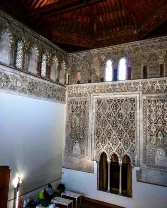 Sinagoga del transito Toledo 2