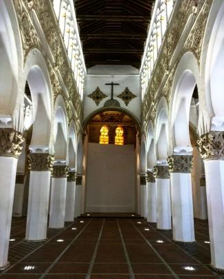 Sinagoga la blanca Toledo