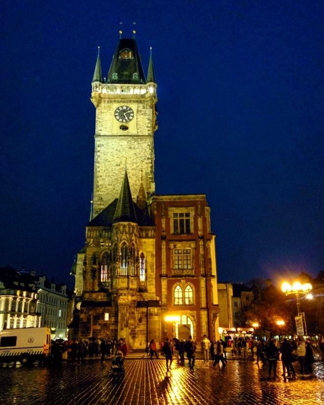 Torre cidade velha