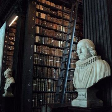 Trinity College biblioteca dublin