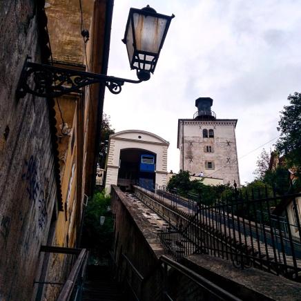 Funicular Zagreb