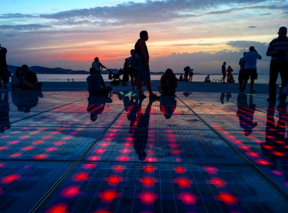 Greeting to the Sun Zadar