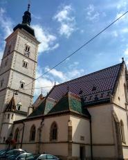 Igreja de São Marcos Zagreb 3