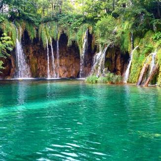Plitvice Croácia parque cachoeiras 15