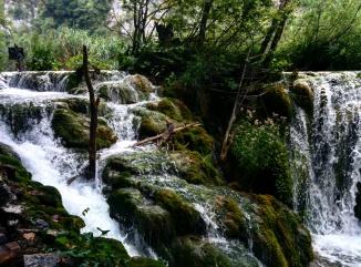 Plitvice Croácia parque cachoeiras 16