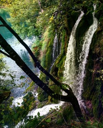 Plitvice Croácia parque cachoeiras 2
