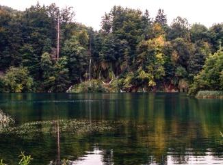 Plitvice Croácia parque cachoeiras 22