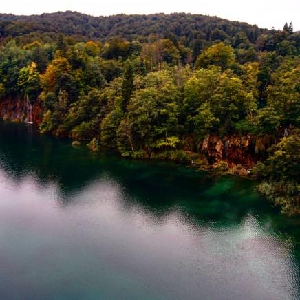Plitvice Croácia parque cachoeiras 3