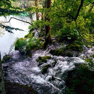 Plitvice Croácia parque cachoeiras 9