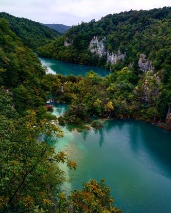 Plitvice Croácia parque cachoeiras